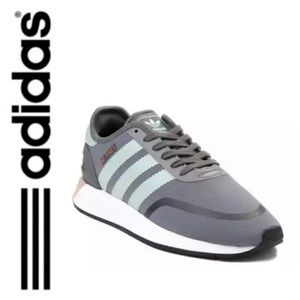 NWT Adidas ortholite sneakers mint gray
